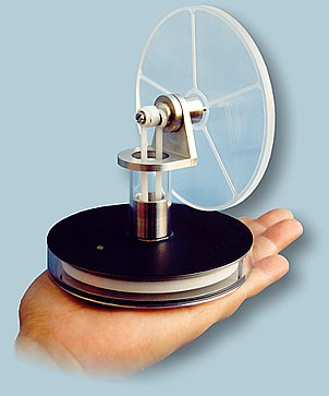 Low Temperature Stirling engine - enter Shop
